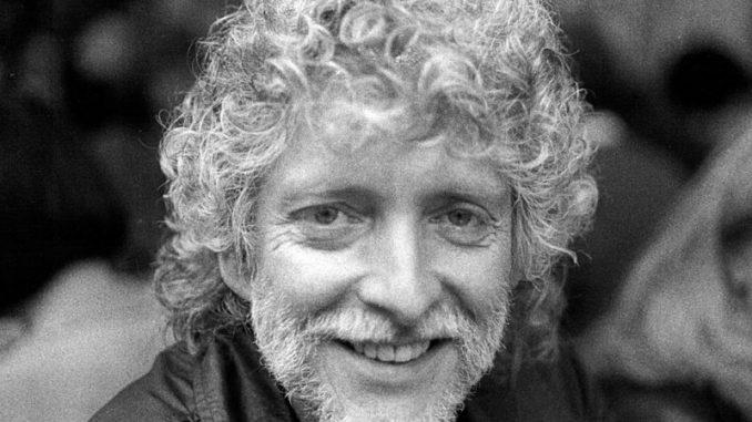 Porträt des Musikers Wolle Kriwanek