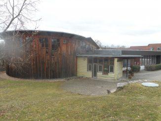 Aussenansicht Gemeindehaus ARCHE