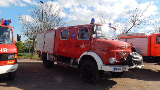 Löschgruppenfahrzeug der Freiwilligen Feuerwehr Stammheim